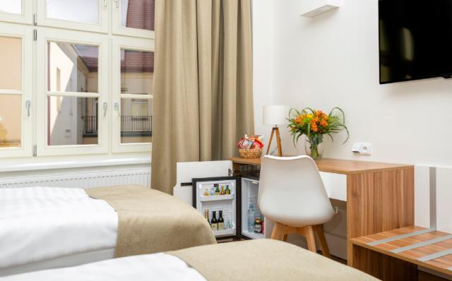 Offres Speciales Hotel Garden Court Prague 1 Republique