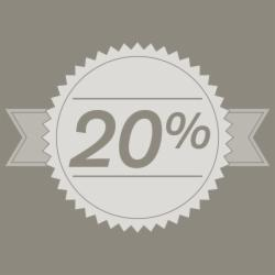 Special Offer: save up to 20%!