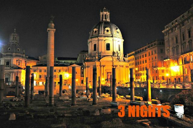 Offerta Speciale 3 Notti!
