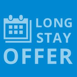Stay 2 nights or more & Save up to 15%