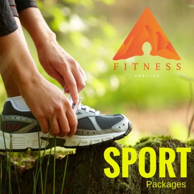 SPORT & WELLNESS PACKAGE