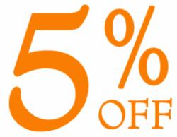 5% Off. Stay at least 3 nights, Pay Later!