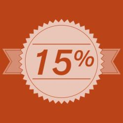 Stay 3 nights and save 15%!