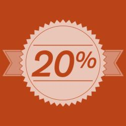 Stay 4 nights and save 20%!