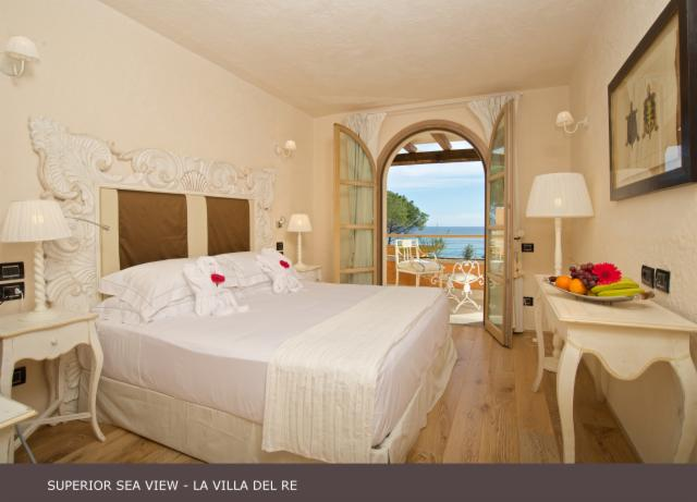 Superior Room Sea Front - Non Refundable - ONE DAY EXPERIENCE