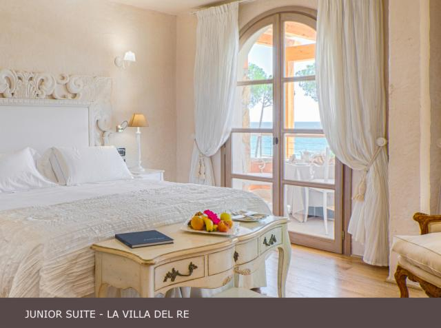 Junior Suite Fronte Mare - ONE DAY EXPERIENCE