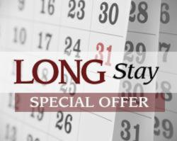 Stay 3 nights and save 10%!