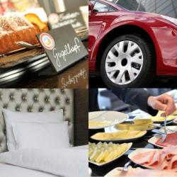 Park, Sleep & Eat da €152. Prenota