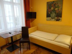 Einzelzimmer - Komfort - Mit Dusche & WC