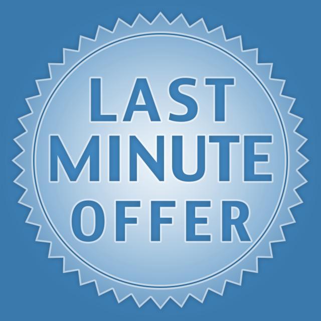 Last Minute: 10% Discount - Superior Double